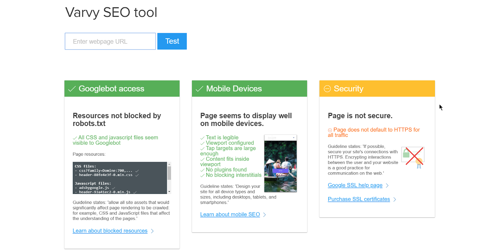 Collection of the 105 Best Free SEO Tools - 2018 Edition
