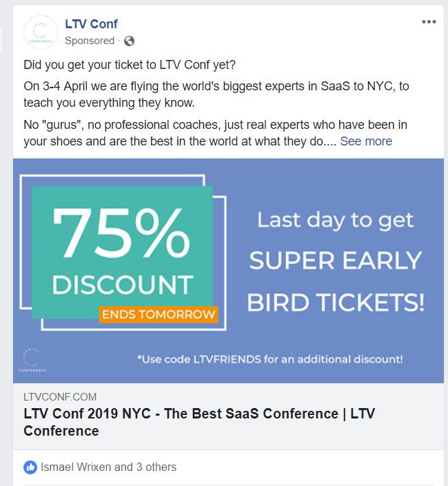 LTV Conf
