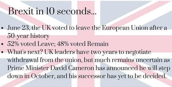 Brexit in 10 seconds...