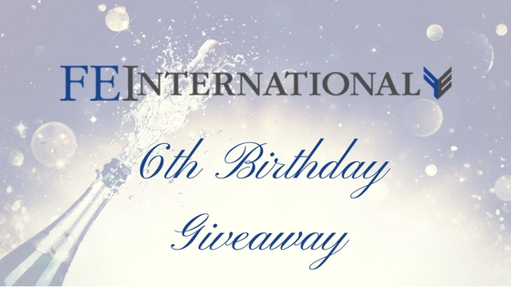 6th Birthday Giveaway