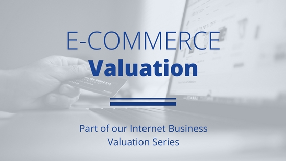 ecommerce valuation featured image
