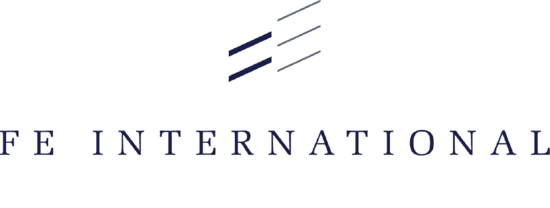 fe international logo