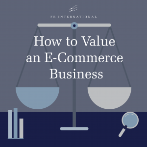 How Much is my E-Commerce Business Worth?