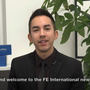 FE International Newsletter Reporter